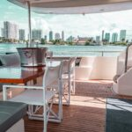 86 luxury boat Miami charter