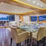 97 feretti miami yacht charter