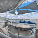 Luxury boat Miami rentals