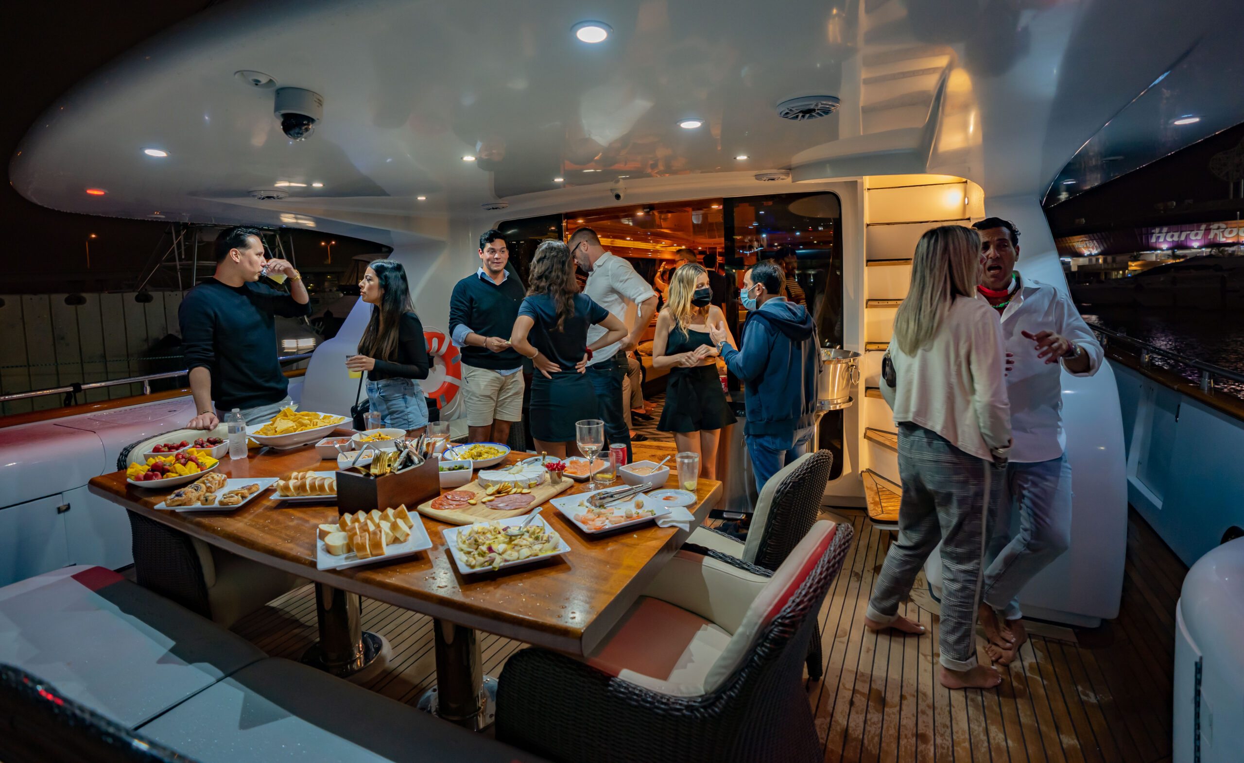 Business event South Beach Yacht Charters