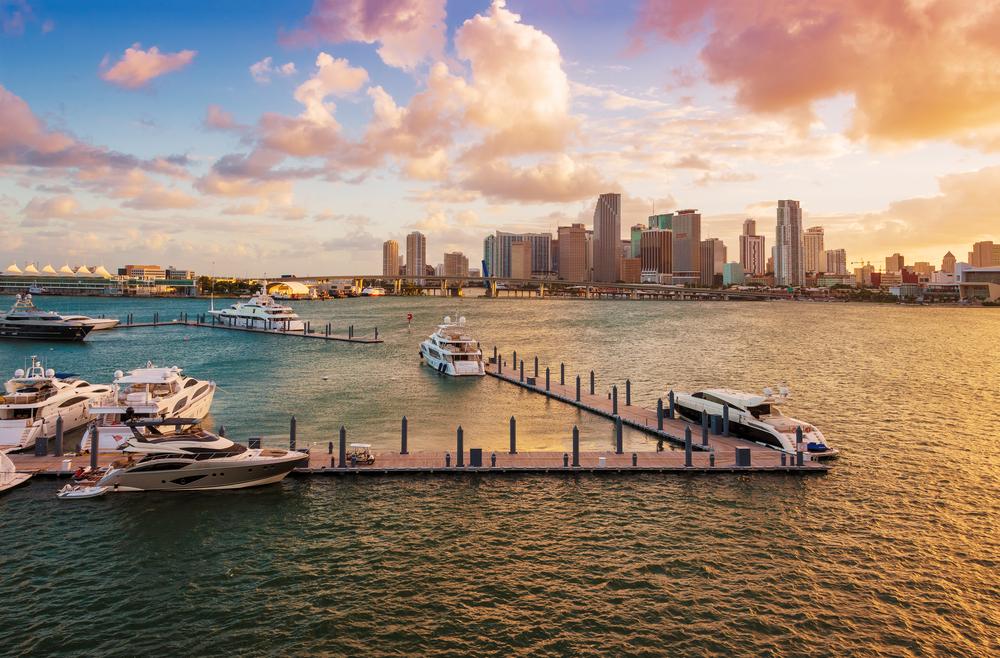 Miami South Beach Yacht Charters